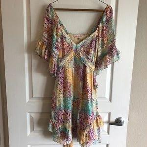 Rebecca Taylor Butterfly Dress